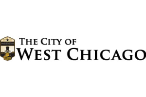 connectDaily calendar customer City of West Chicago's logo.